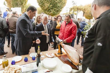 El 'Día del Aceite' de Canjáyar se consolida como referente comercial y agroalimentario comarcal