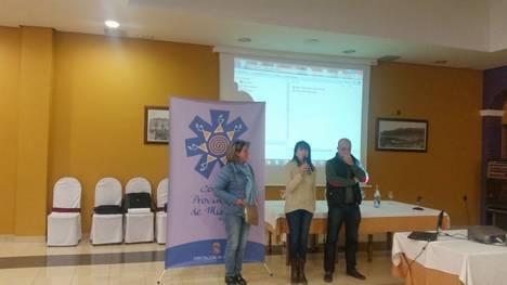 Diputación analiza el papel de las familias en la sociedad en unas Jornadas de Orientación