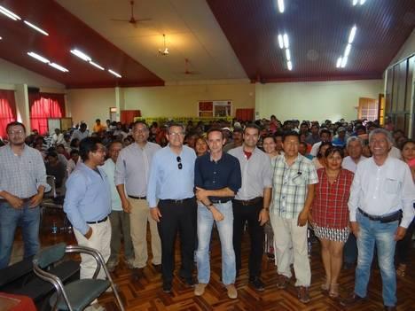 IFAPA La Mojonera coopera en el desarrollo hortícola de la región chilena de Arica y Parinacota