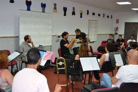 Big Band y flamenco con 'Amalgama', este mes en la UAL