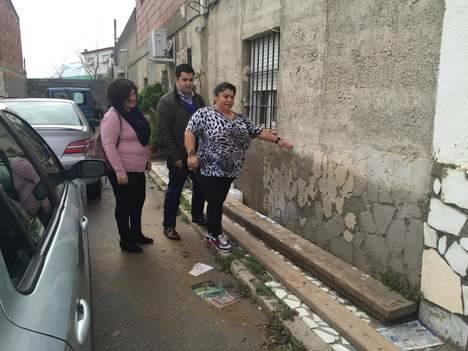Partido Popular de Albox exige al equipo de gobierno el arreglo urgente del camino de la Santa Cruz