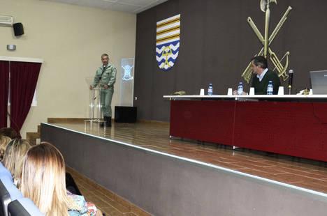 Diputación y las Fuerzas Armadas celebran los 10 años de su lucha contra las adicciones