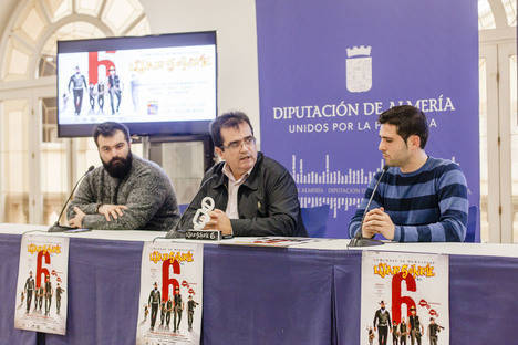 Diputación apoya a Líjar en su VI Concurso de Monólogos que reunirá a cómicos de toda España