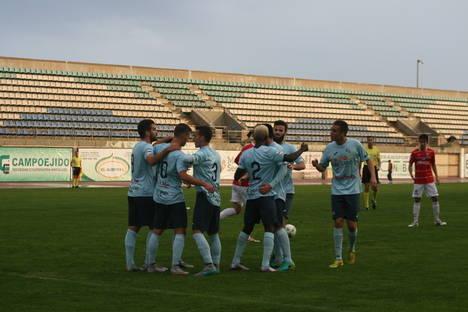 Indignación en el club ejidense por la actuación del colegiado murciano ante La Roda CF