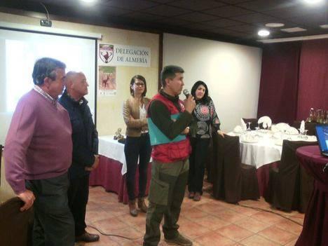 Diputación colabora con la primera prueba de podenco andaluz en Taberno