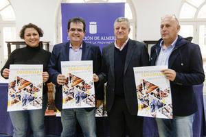 Diputación consolida su apoyo al tradicional Encuentro de Cuadrillas de Vélez-Rubio