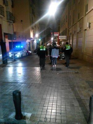 Detenido por conducir borracho su coche por el carril-bic del Paseo de la Ribera
