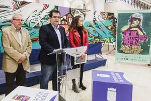 Diputación apoya a Vícar como capital de la cultura urbana con el Festival 'Hip Hop Street'