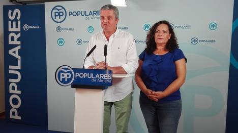 """Partido Popular de Vera vota en contra del presupuesto de 2017 por incumplir los planes de estabilidad y contratación y ser el presupuesto del """"ladrillazo"""""""