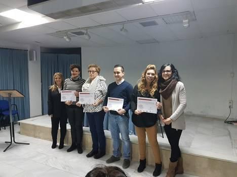 Cruz Roja de Vera ha reconocido la labor de colaboración del Ayuntamiento de Vera en la cesión de espacios
