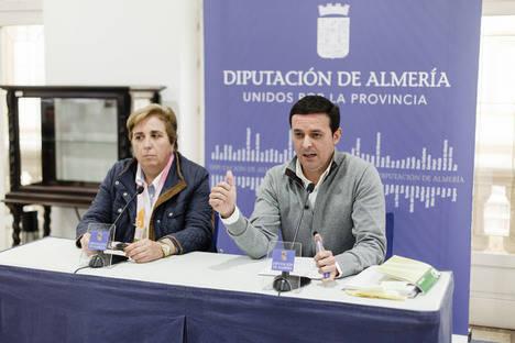 La Diputación prepara acciones administrativas contra el alcalde Albox por desentenderse del parque de bomberos
