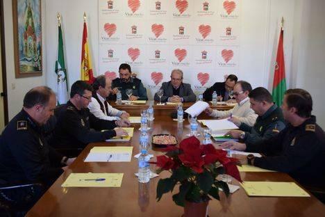 Guardia Civil y Policía Local de Vícar trabajarán con mayor coordinación contra los robos en domicilios