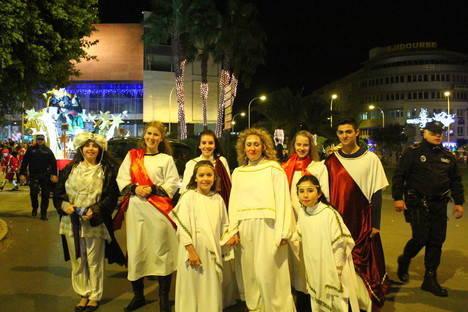 El Ayuntamiento de El Ejido pone énfasis en la seguridad durante la Cabalgata de Reyes
