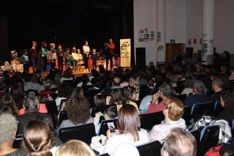 Cerca de 300 niños celebran con CSIF la llegada de los Reyes Magos