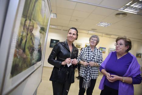 El Espacio de Mujeres se consolida como centro de formación y exposición en la provincia de Almería