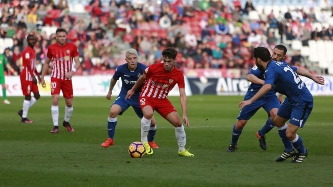 Minuto A Minuto Getafe 1 Real Sociedad 0: 0-1: El Getafe Gana Al Almería En El Minuto 87