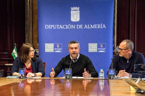 El PSOE acusa de 'gestión deficiente' al PP en la Diputación