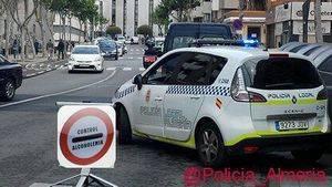 La Policía Local realiza 267 pruebas de alcoholemia en Navidad, con diez positivos y un conductor detenido