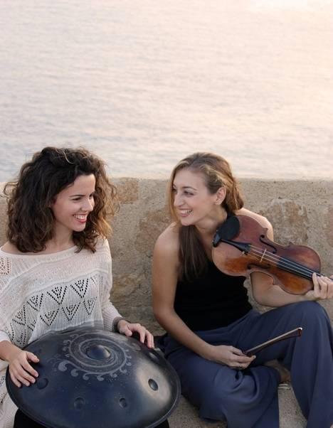 'Hierro & Alma' estrenarán su proyecto musical este viernes en el ciclo musical 'Solos de Albox