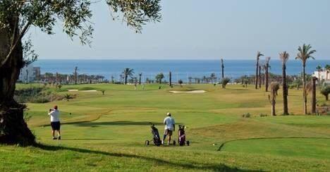 Alborán Golf crece un 23% en 2016 y aumenta en 11.000 los green fees del año