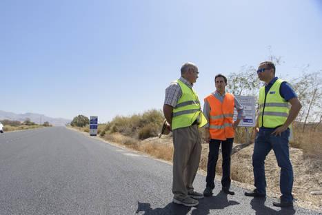 Diputación ejecuta más del 125% del presupuesto del Plan de Mejora de Carreteras 2016