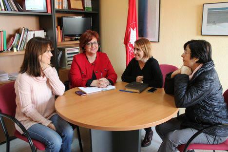UGT Almería y el IAM seguirán colaborando para avanzar en igualdad de género