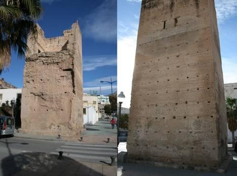 Orden de derribar los históricos torreones de Pescadería...
