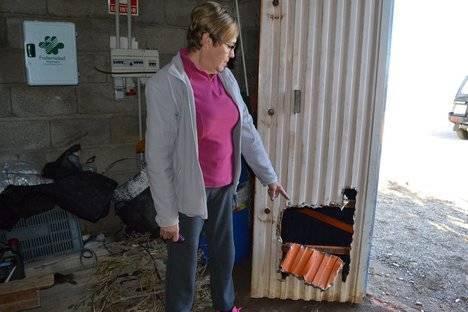 Tres robos en una noche en invernaderos de La Mojonera