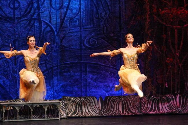 El Ballet Imperial Ruso deslumbra en El Ejido con 'El Lago de los Cisnes'