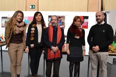 La exposición 'Reciclar con Arte' en la UAL da otra vida a los residuos
