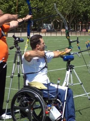 José Manuel Marín apunta al Mundial de Pekín de Tiro con Arco