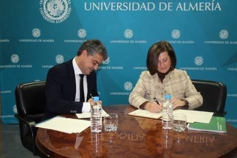 Junta de Andalucía y la Universidad de Almería renuevan su colaboración para realizar actuaciones en materia de servicios sociales