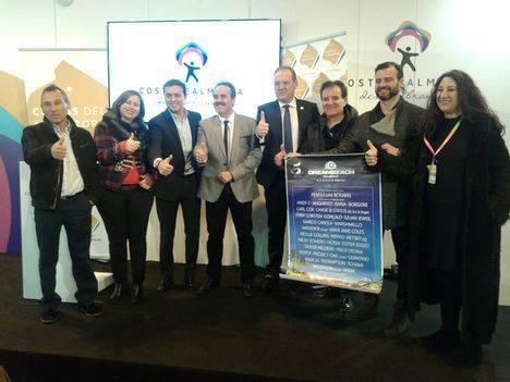 Dreambeach 2017 aterriza en Fitur con grandes novedades
