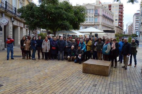 Visita guiada para concluir las actividades sobre urbanismo de Almería en el siglo XIX