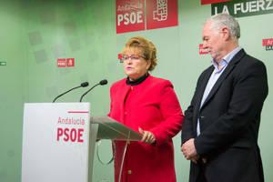 El PSOE destaca los 18 millones que la Junta está invirtiendo en la mejora de las infraestructuras educativas de Almería