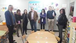 Educación destina más de 300.000 euros a ampliación del colegio Loma de Santo Domingo de El Ejido