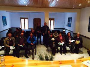 Más de 60 familias de Purchena, Fines, Lúcar y Bacares reciben de la Junta 390.000 euros en ayudas para mejorar sus viviendas