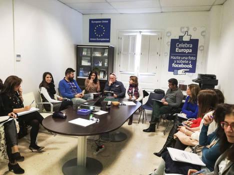 Diputación acerca sus Planes de Dinamización Laboral a desempleados de Los Vélez y Bajo Andarax