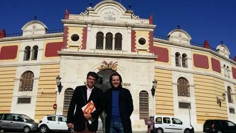 Ciudadanos pide declarar BIC la Plaza de Toros en el 130 aniversario de su construcción