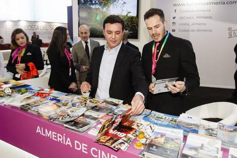 Casi 70.000 personas se interesan por la oferta turística de 'Costa de Almería' en FITUR 2017