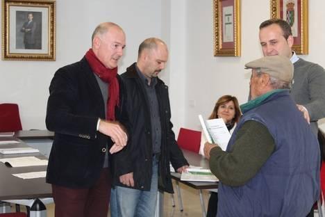 La Junta concede ayudas por 88.800 euros a 13 familias de Lubrín para rehabilitar sus viviendas