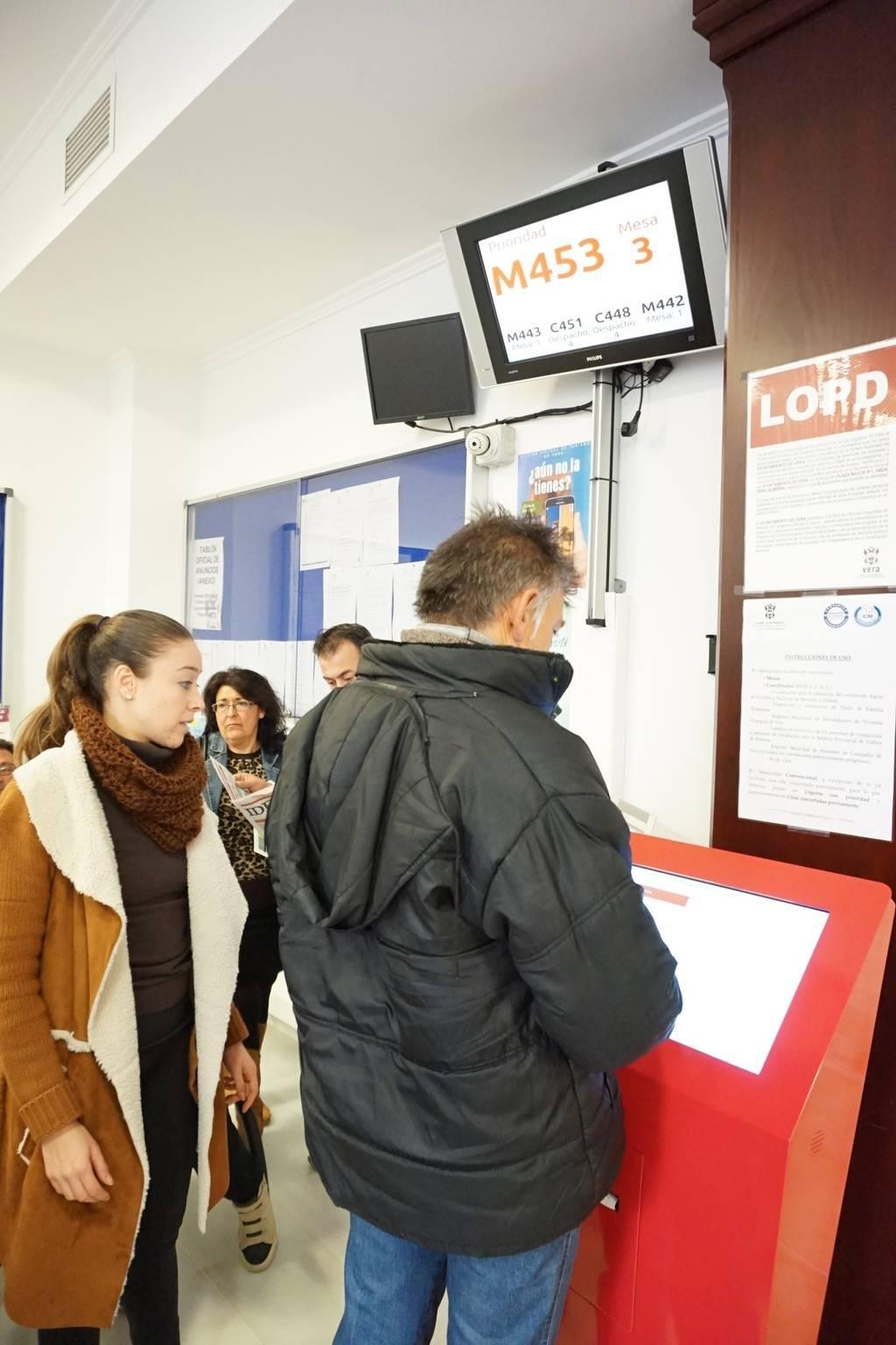 Ayuntamiento de vera activa un protocolo para agilizar la for Oficina catastro almeria