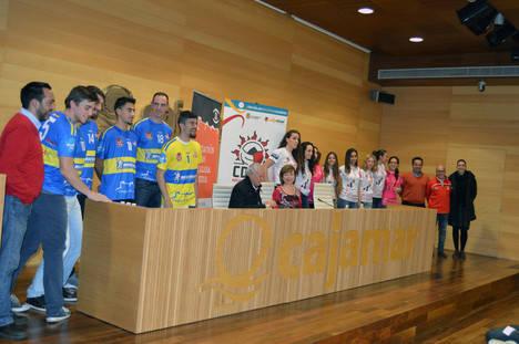 Amigos de la Alcazaba y CD Mintonette acercarán el patrimonio a los jóvenes deportistas