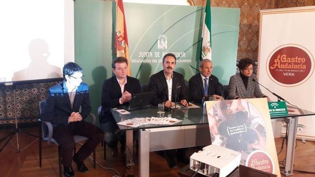 Vera acogerá la I Feria Gastro Andalucía