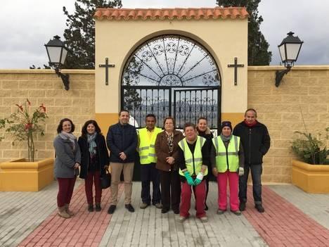 El PFEA invierte 119.191 en euros en mejorar las infraestructuras urbanas de Rioja
