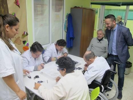 La Junta apoya el mantenimiento de 368 contratos de trabajo en el Centro Especial de Empleo de Verdiblanca