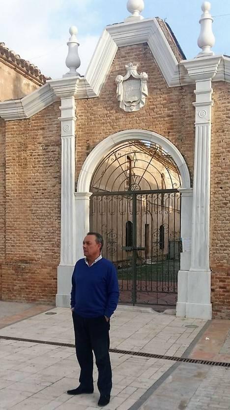 """El PP de Cantoria critica el """"abandono"""" del Palacio del Almanzora por parte del Ayuntamiento gobernado por el PSOE"""