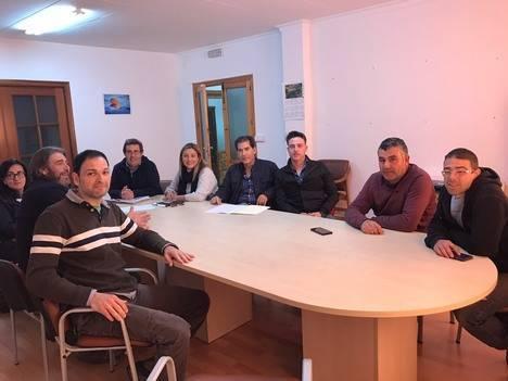 Diputación ayuda a los agricultores de Paterna a establecerse como comunidad de regantes