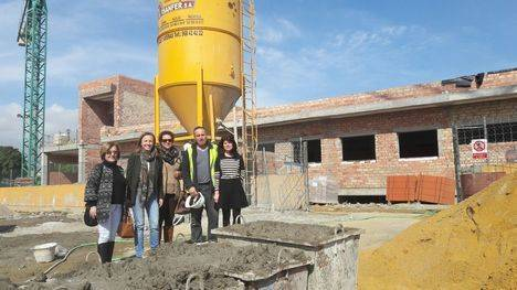 Junta celebra el avance de las infraestructuras educativas en Garrucha