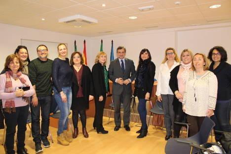 Diputación y UAL afianzan su compromiso incorporando alumnos en prácticas al área de Bienestar Social